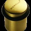 Дверной ограничитель MORELLI - матовое золото