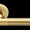 ручка ручетти матовое золото/золото