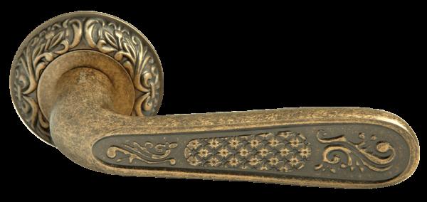 ручка ручетти старая античная бронза