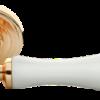 ручка морелли золото/белый