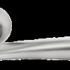ручка ручетти белый никель/хром