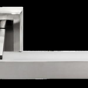 ручка MORELLI белый/черный никель